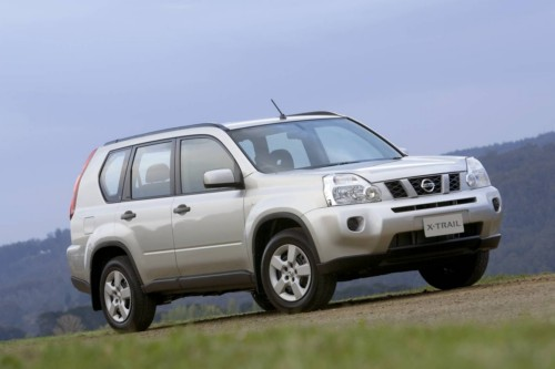 review 2008 nissan x trail car review. Black Bedroom Furniture Sets. Home Design Ideas