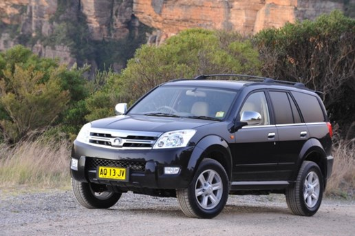 2009 GREAT WALL MOTORS