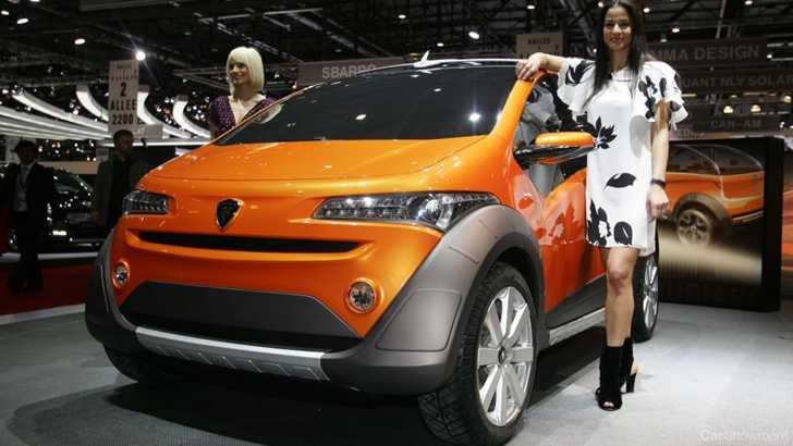 News Proton Unveils Three Emas Hybrid Concept Cars