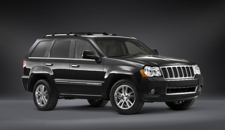 2010 JEEP GRAND CHEROKEE 4D WAGON