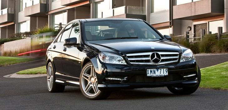 News 2010 Mercedes Benz C Class Model Launch