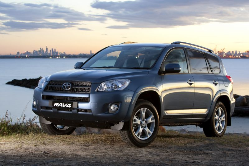 Toyota Rav4 Dimensions >> News - Toyota RAV4 Goes Two-Wheel-Drive