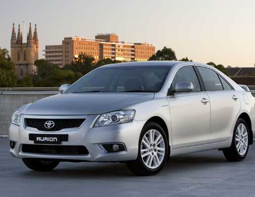 Toyota Aurion  latest prices best deals specifications news