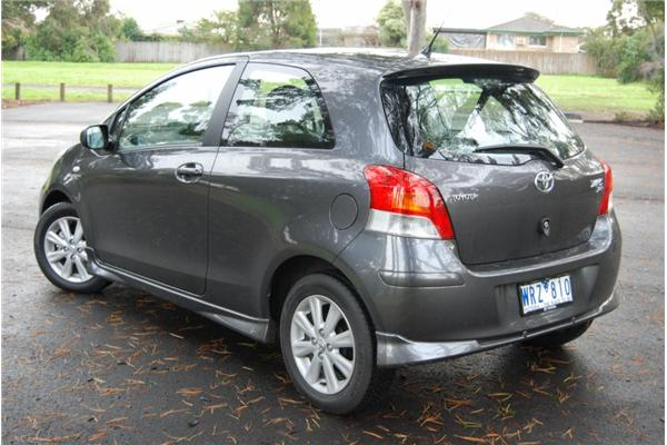 news toyota yaris awarded for low cost of ownership. Black Bedroom Furniture Sets. Home Design Ideas