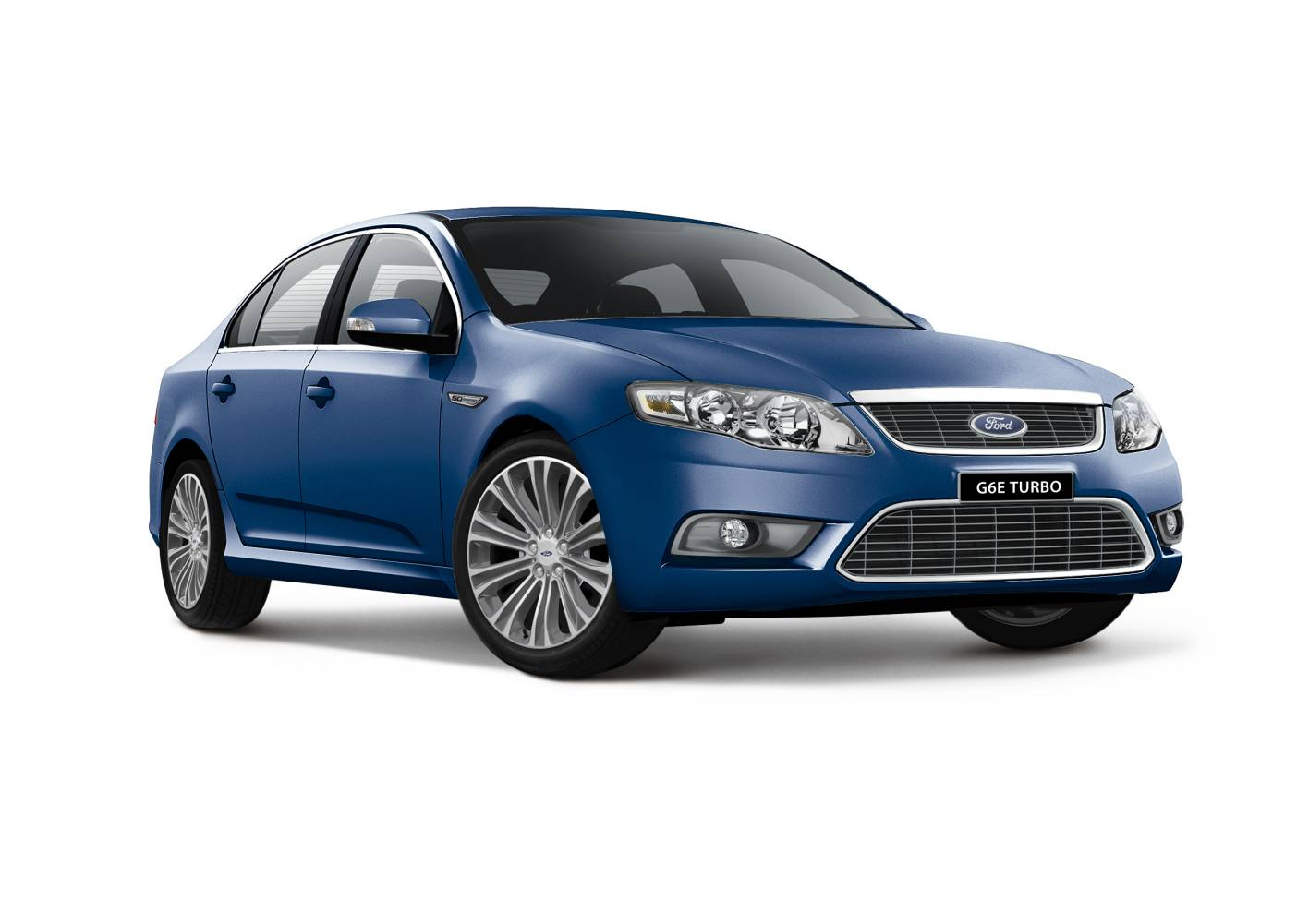 News 2010 Ford Falcon 50th Anniversary Models