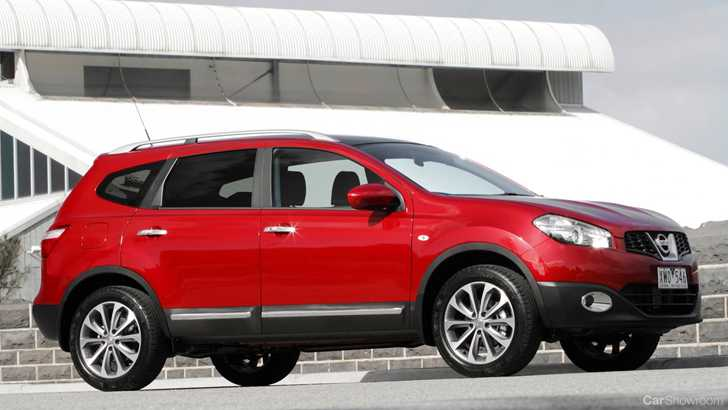 News - Nissan Launches 7-Seat Dualis +2