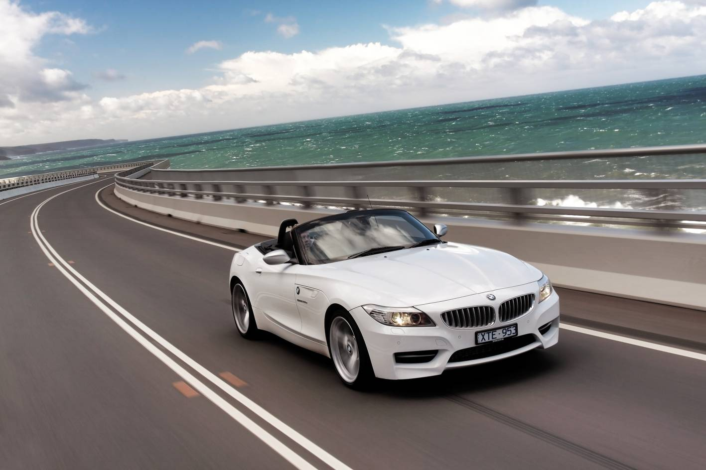 News Bmw Z4 Sdrive35is Range Topping Now In Australia
