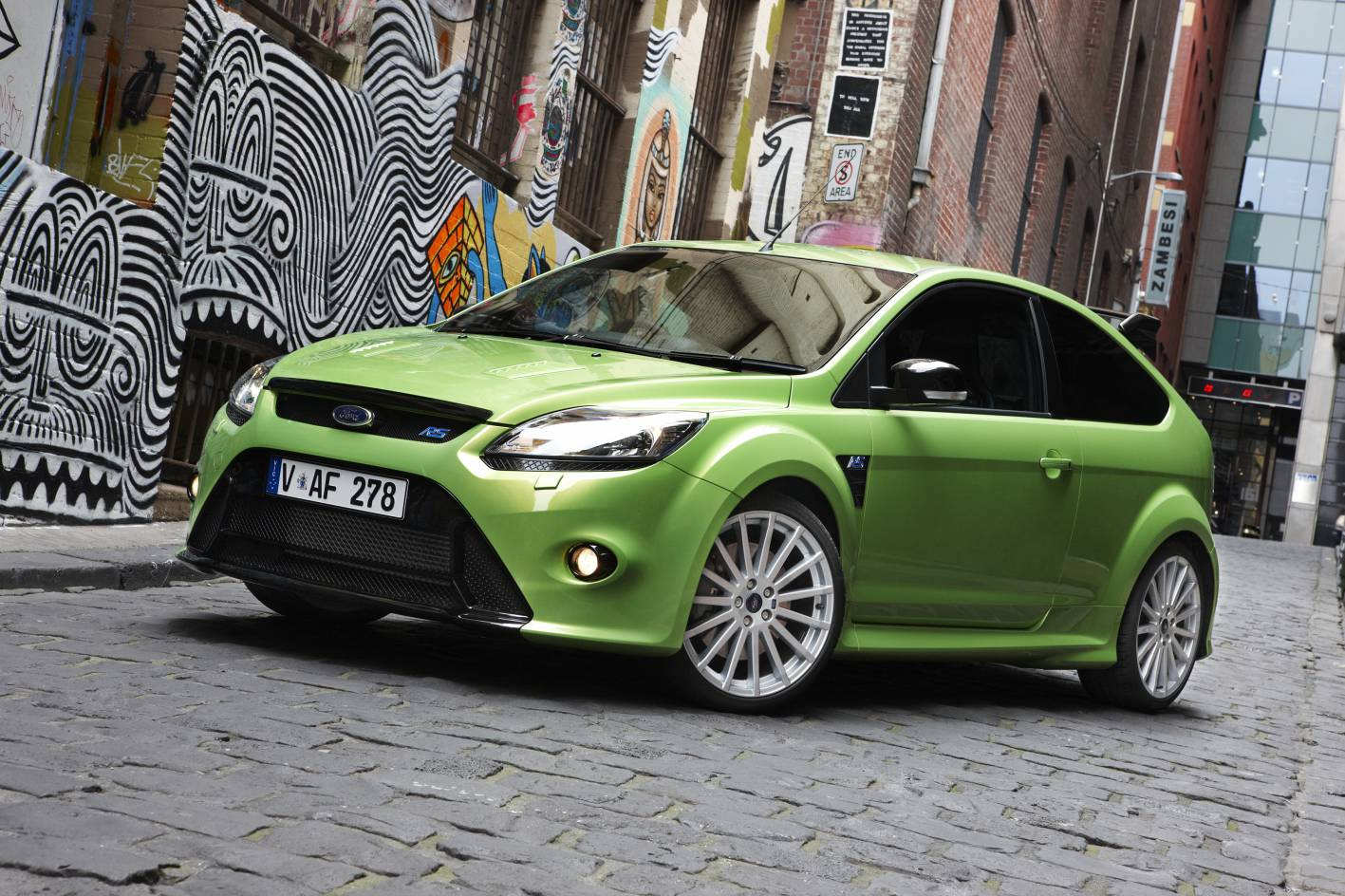 Subaru 2.5 Rs For Sale >> News - Hot Ford Focus RS Now On-Sale In Australia