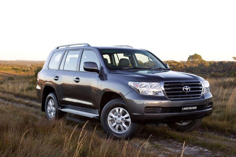 News Toyota Launches 60th Anniversary Landcruiser