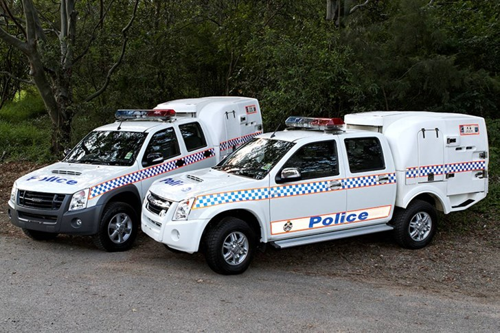 News Isuzu D Max Joins Queensland Police