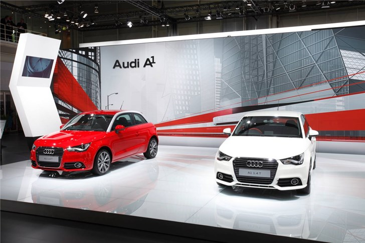 News Audi Launches Classy Compact A1