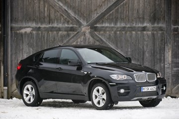 2011 BMW X6 4D COUPE
