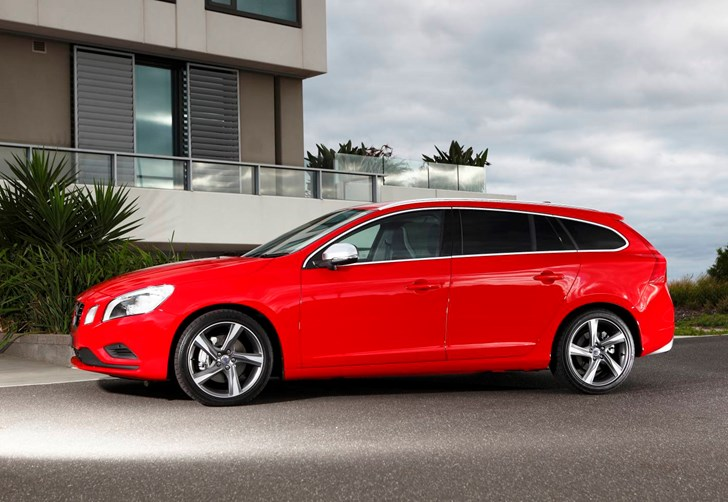 News 2011 Volvo V60 Review And First Drive