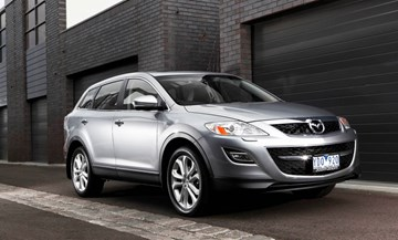 2011 MAZDA CX-9 4D WAGON