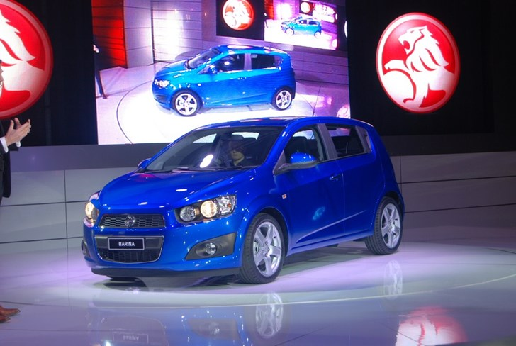 News Holden Reveals All New Barina