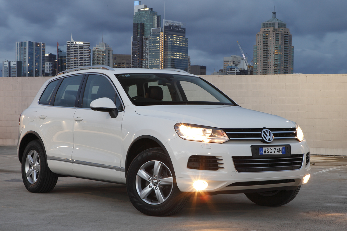 News Volkswagen Launches Second Generation Touareg