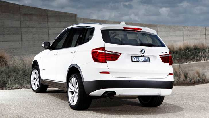 news bmw launches range topping x3 xdrive30d. Black Bedroom Furniture Sets. Home Design Ideas