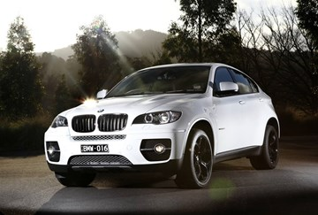 2011 BMW X6 4D COUPE XDRIVE 30D