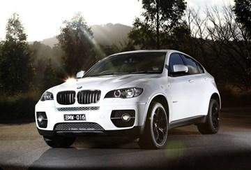 2011 BMW X6 4D COUPE XDRIVE 30D