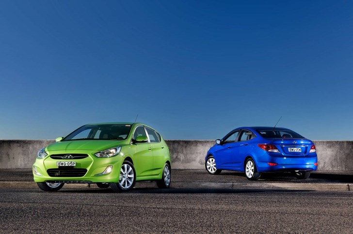 News 2011 Hyundai Accent Review Amp First Drive