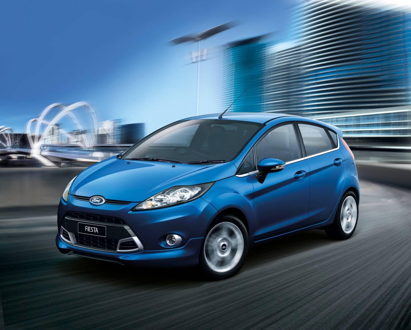 news ford fiesta and focus win new car awards. Black Bedroom Furniture Sets. Home Design Ideas