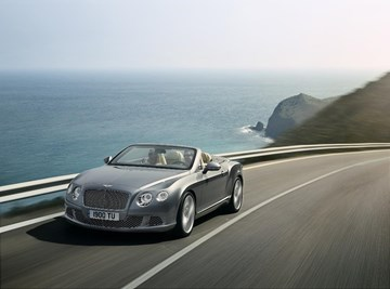 2011 BENTLEY CONTINENTAL 2D CONVERTIBLE GTC