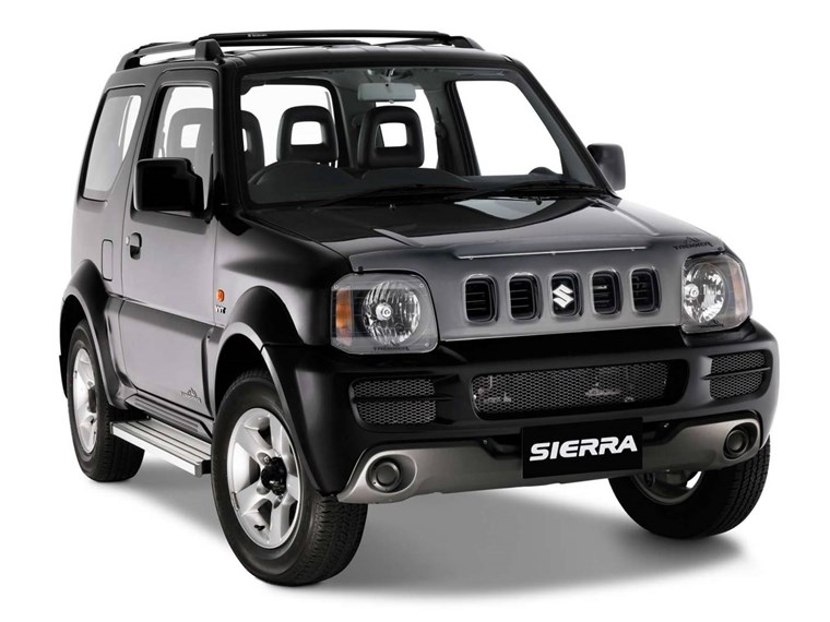 The New Suzuki Jimny 2014.html | Autos Weblog