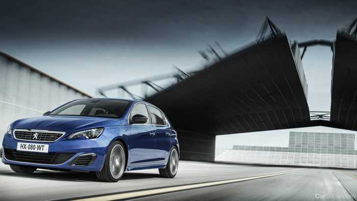 Review - Peugeot 308 Review and First Drive