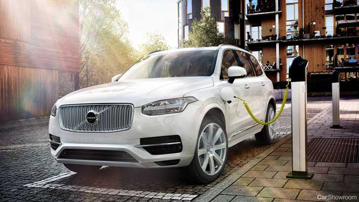 News - Price For All-New Volvo XC90 Announced