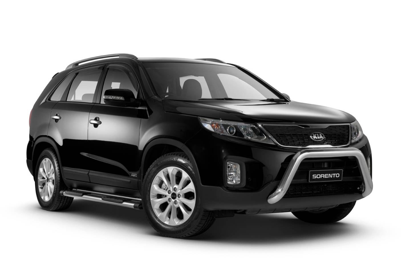 Mercedes Suv Models >> News - Kia Launches Value-Loaded Family Pack For Sorento SUV