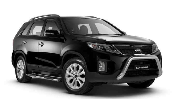 news kia launches value loaded family pack for sorento suv. Black Bedroom Furniture Sets. Home Design Ideas