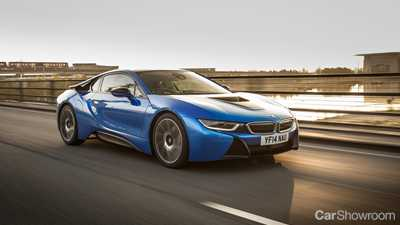 News Bmw I8 Hybrid Sports Car Arrives In Australia