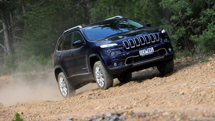 Review Jeep Cherokee Limited Diesel Review And First Drive