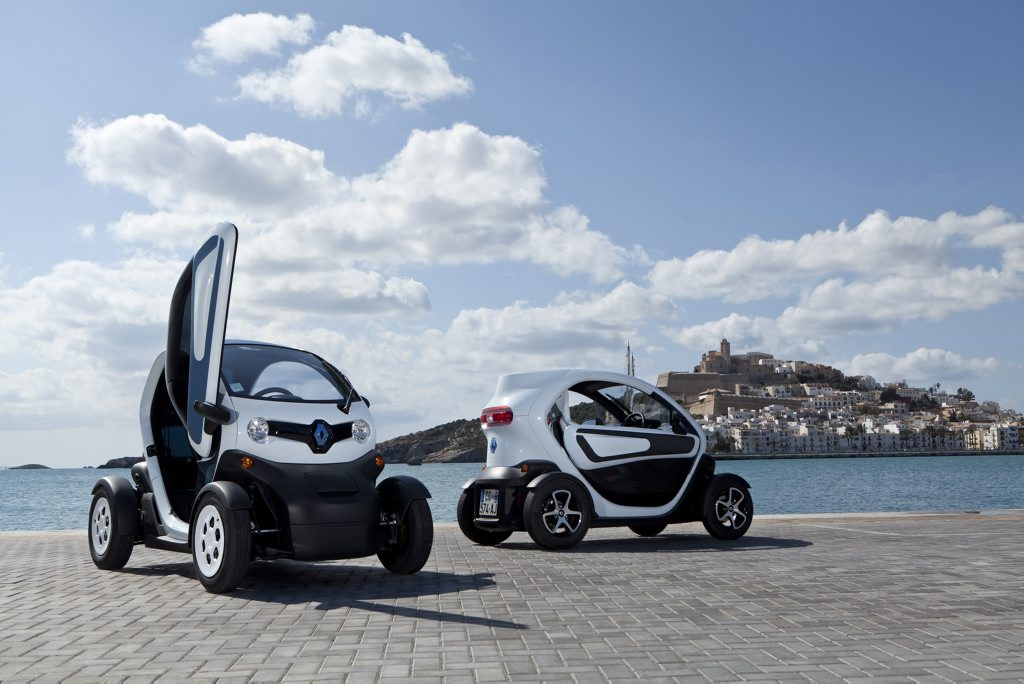 Review Renault Twizy Review And First Drive