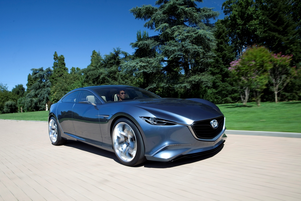 News - A Two-Door Coupe Mazda6 On The Way