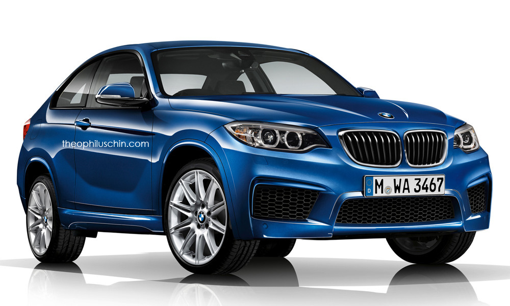 News - 2017 BMW X2 Sport – Another, Smaller BMW SUV?