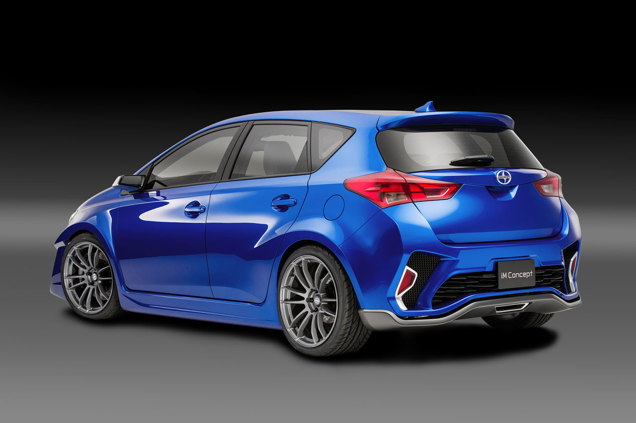 news toyota corolla scion im to debut in los angeles. Black Bedroom Furniture Sets. Home Design Ideas