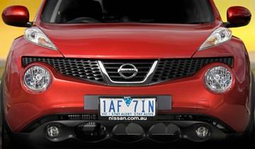 2014 NISSAN JUKE 4D WAGON Ti-S (AWD)
