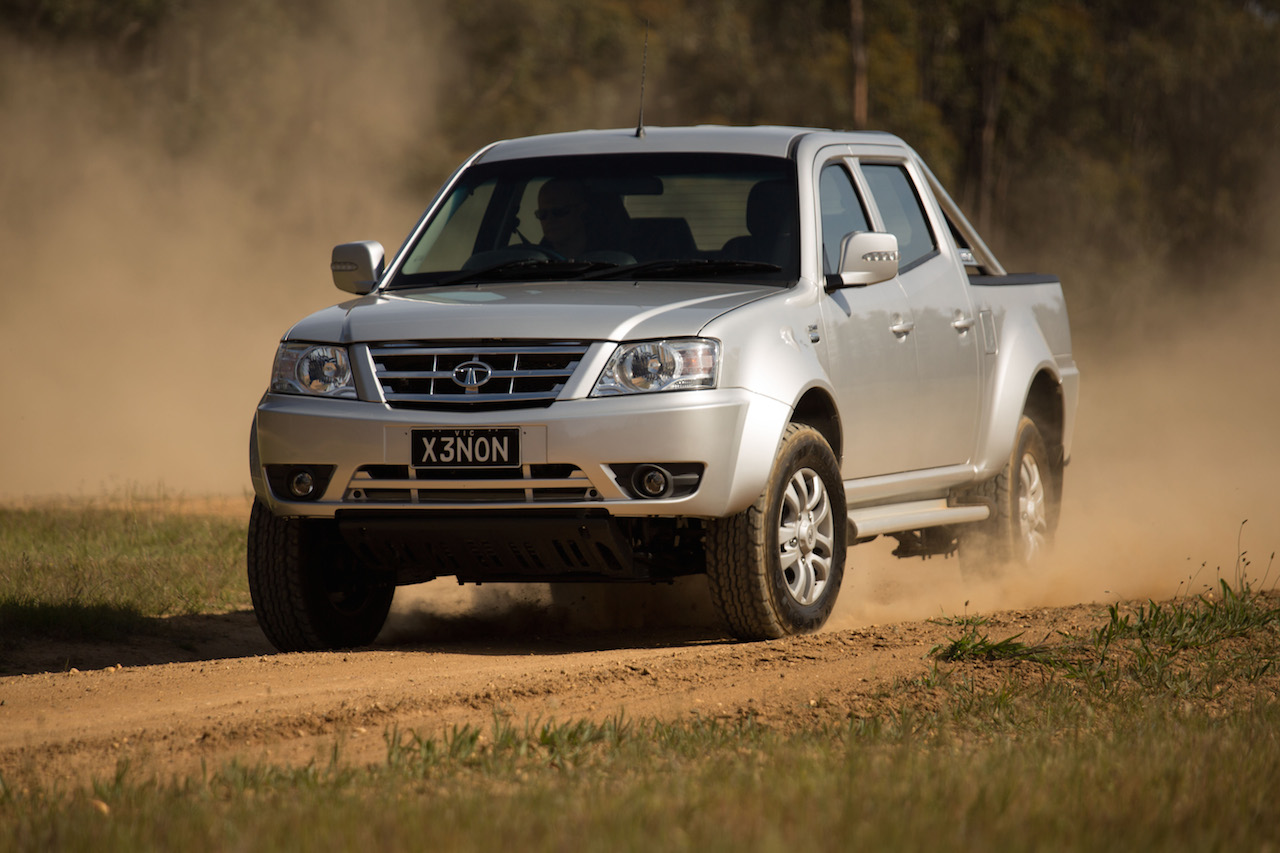 Tata Xenon Dual Cab 4x2 Review And Road Test