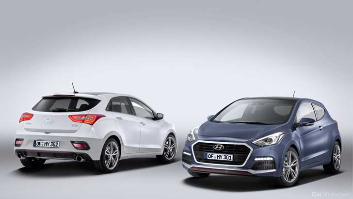 news 2015 hyundai i30 updates announced. Black Bedroom Furniture Sets. Home Design Ideas