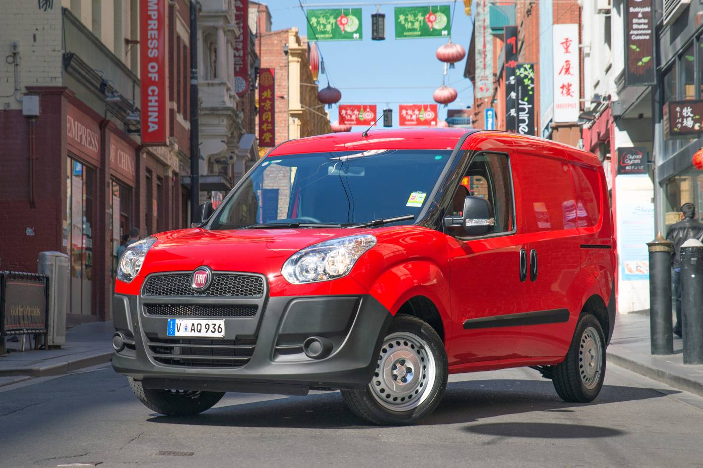 news new fiat doblo pricing and specs. Black Bedroom Furniture Sets. Home Design Ideas