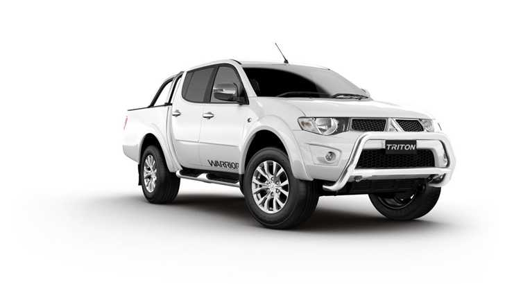 News Value Packed Mitsubishi Triton Warrior Is Back