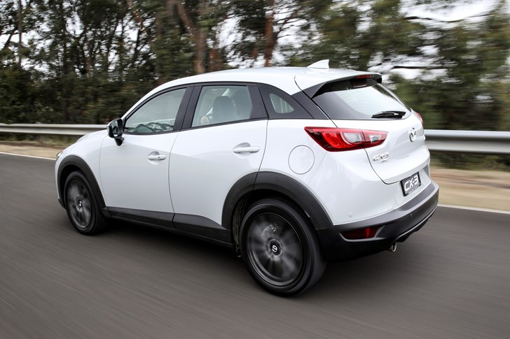Review Mazda Cx 3 Review And First Drive Carshowroom Com Au