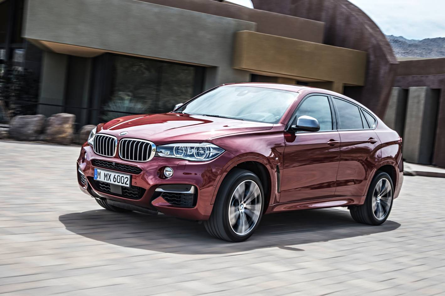 News 2015 Bmw X6 Launched In Australia
