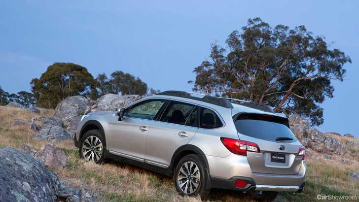 Review 2015 Subaru Outback Review And First Drive