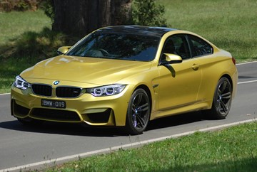 2014 BMW M4 2D COUPE