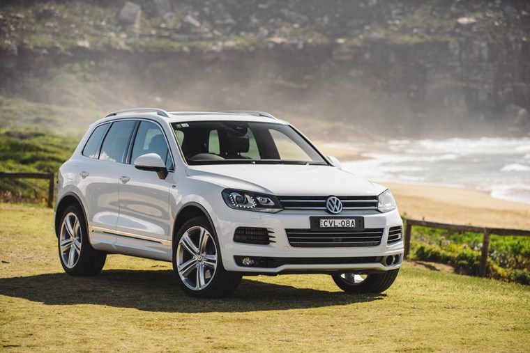 Volkswagen Touareg - latest prices, best deals ...