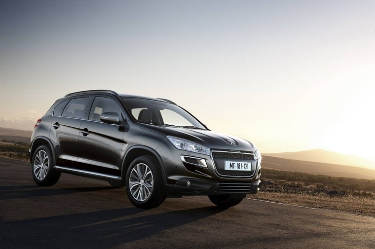 Peugeot 4008 - latest prices, best deals, specifications ...