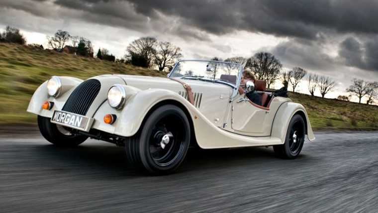 Morgan Roadster - latest prices, best deals, specifications, news ...