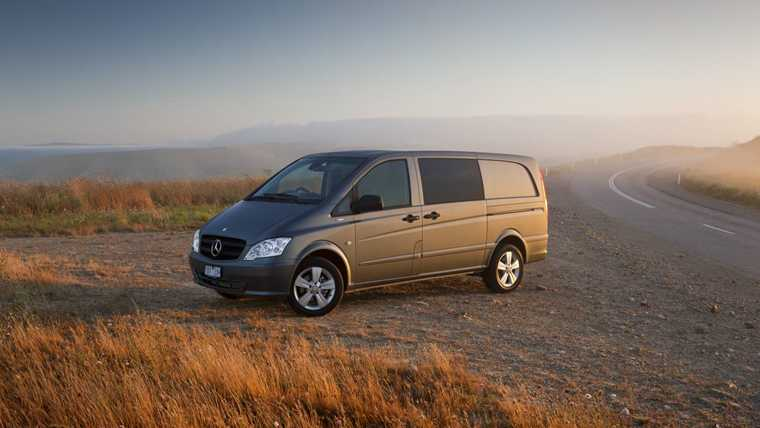 Mercedes Benz Vito Latest Prices Best Deals Specifications News